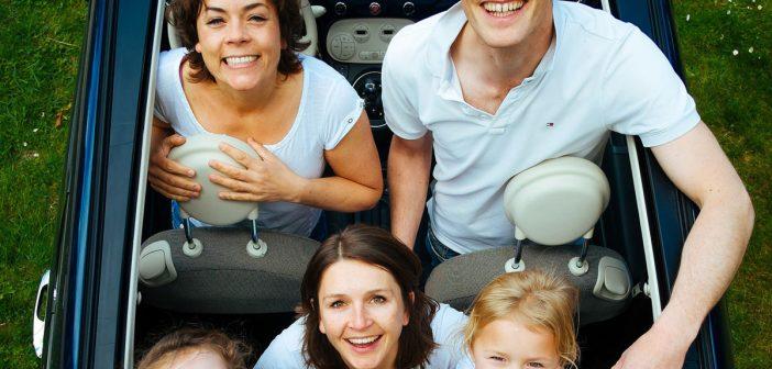 """""""Wie lange noch?"""" – gestalten Sie Autofahren mit Kindern entspannt"""